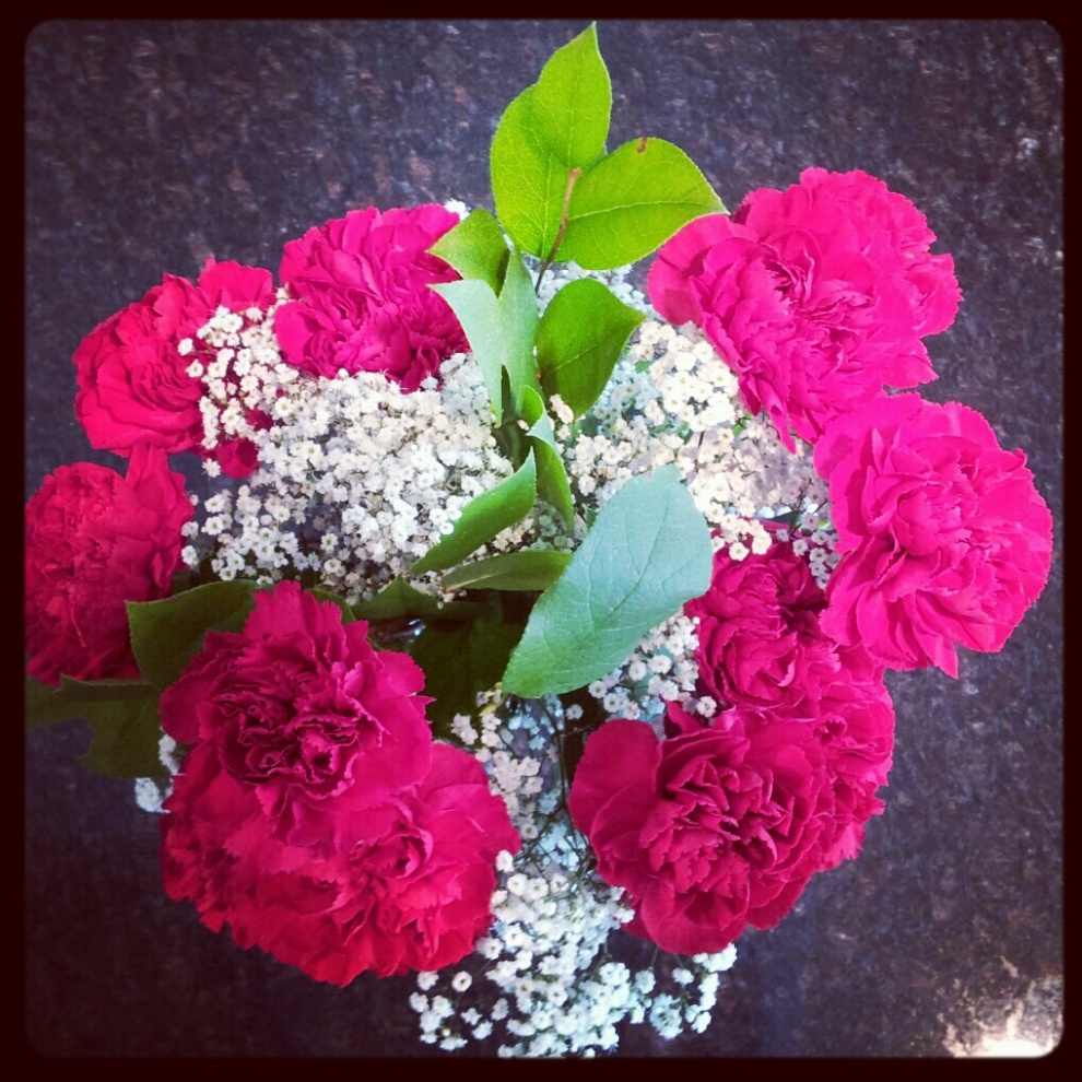 carnations for our anniversary
