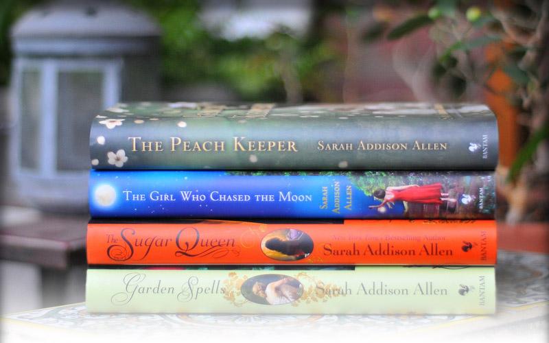author Sarah Addison Allen books