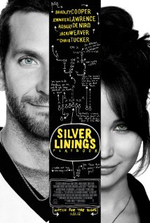 review Silver Linings Playbook with Bradley Cooper and Jennifer Lawrence
