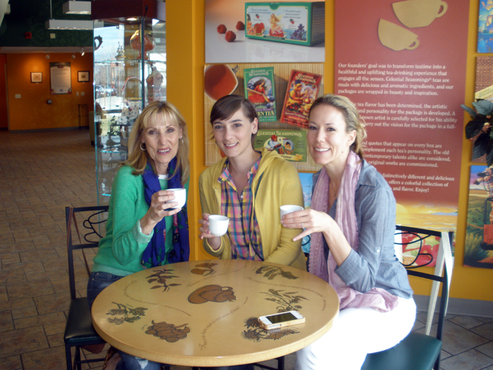 Boulder, CO - Celestial Seasonings tour