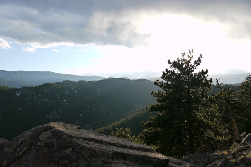 Boulder, CO - Mt. Sanitas hike