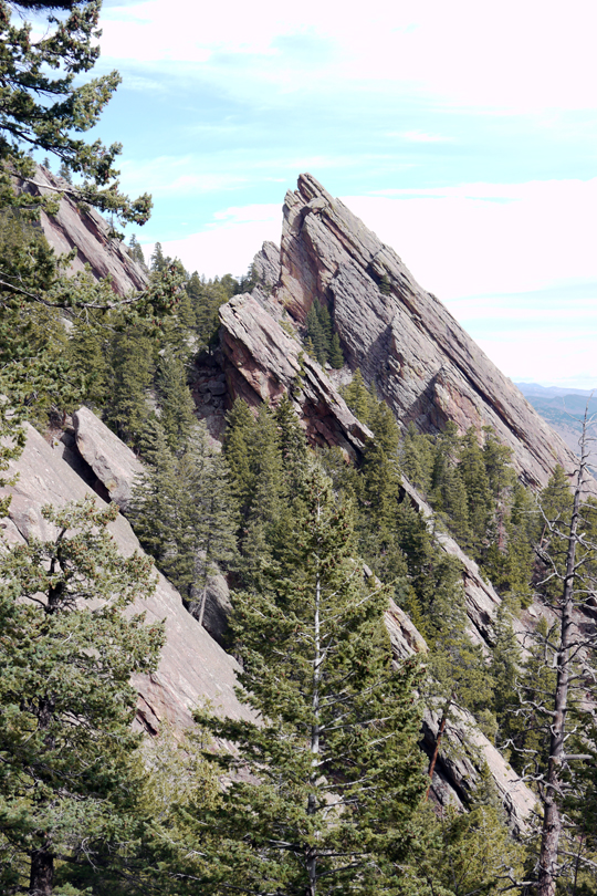 The other Flatirons