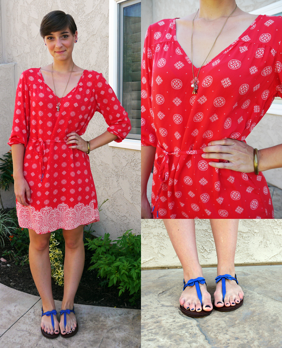 H&M_red_dress_collage