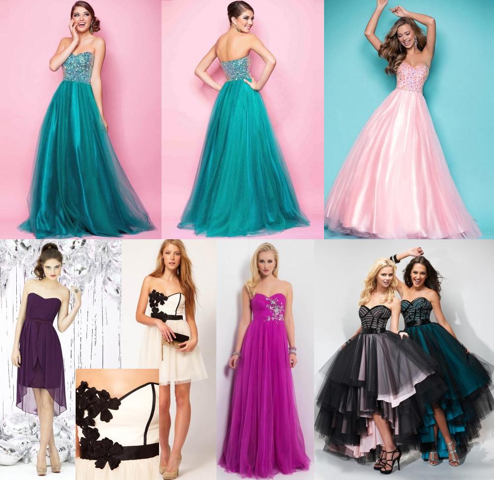 Wild and Crazy Dresses