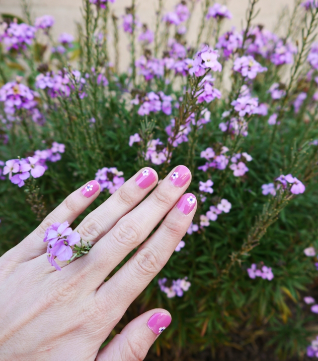 #RadiantOrchid-nails-manicure_02