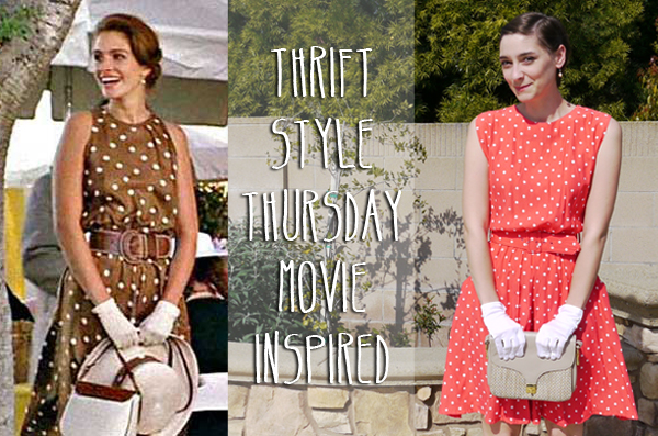 Thrift Style Thursday - Pretty Woman – Delightfully Kristi
