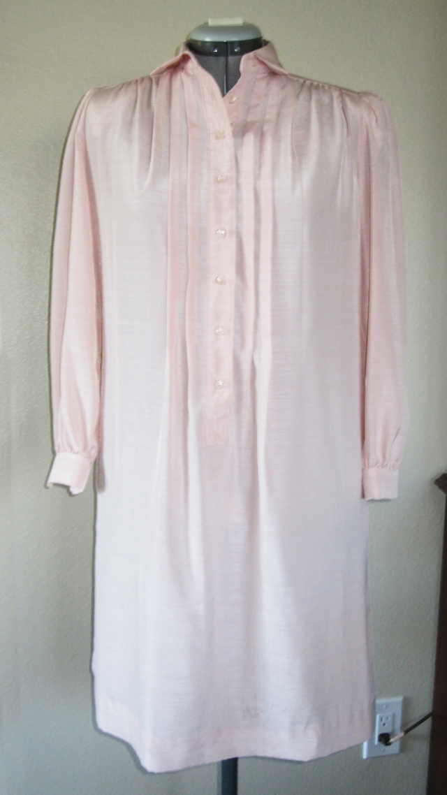 #TST-pastel-pink-dress-refashion-before