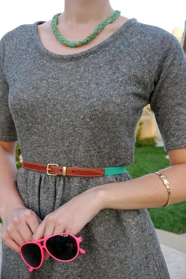 Thrift-Style-Thursday-jersey-dress-neon-mint_02