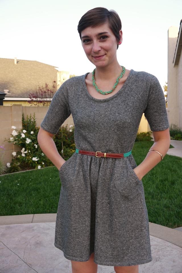 Thrift-Style-Thursday-jersey-dress-neon_03