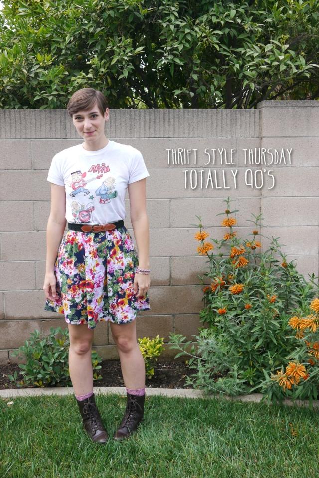 Thrift-Style-Thursday-90s-Alvin-Chipmunks-floral-boots_title