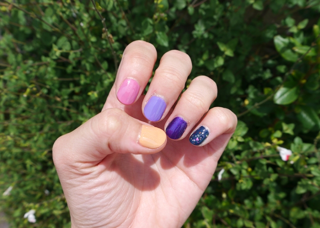 summer-nights-nail-art-link-up-sunset