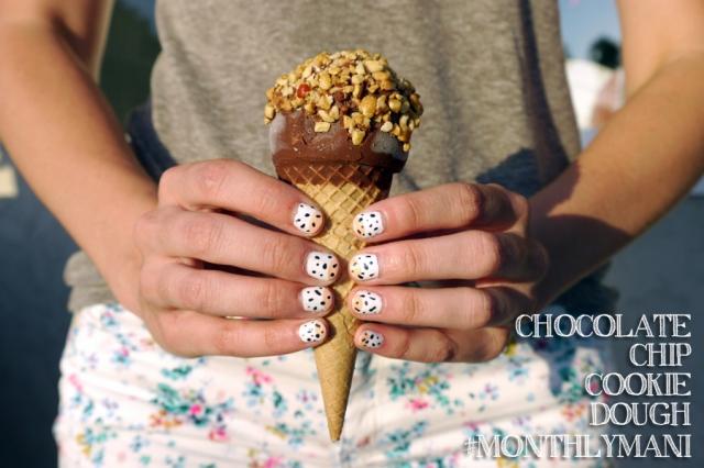 #monthlymani-ice-cream-summer-nail-art-title