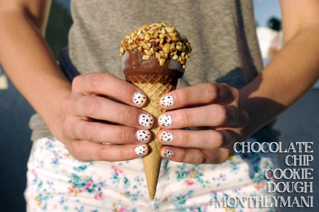#monthlymani-ice-cream-summer-nail-art-title