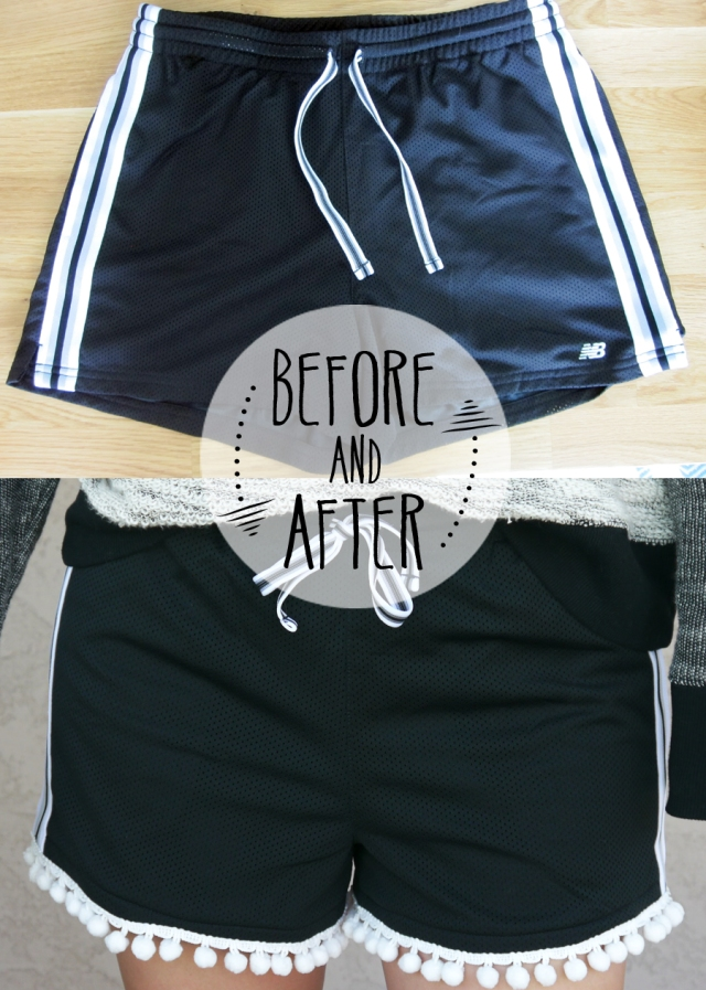 pom-pom-shorts-before-and-after