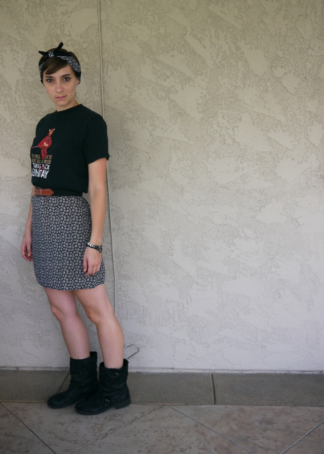 Thrift-Style-Thursday-Goth-black-band-shirt-dress_02