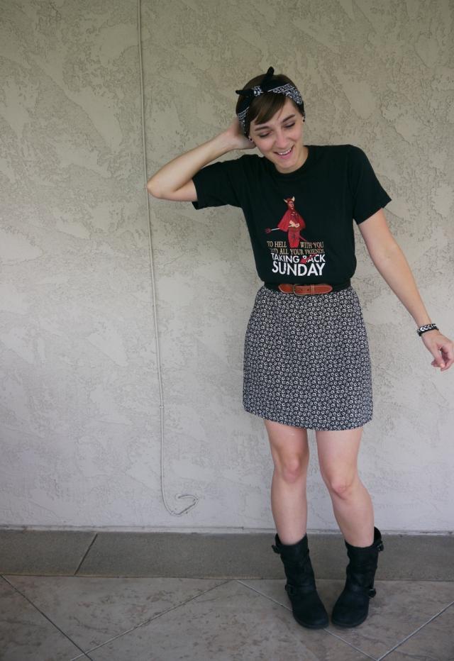 Thrift-Style-Thursday-Goth-black-band-shirt-dress_outtake