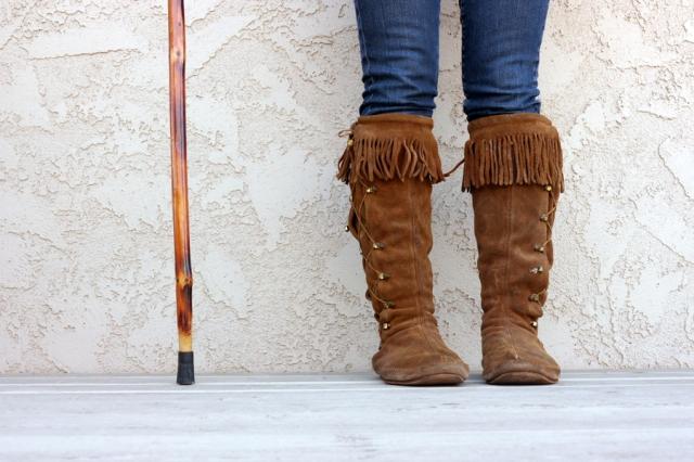 Thrift-Style-Thursday-fringe-moccasin-boots