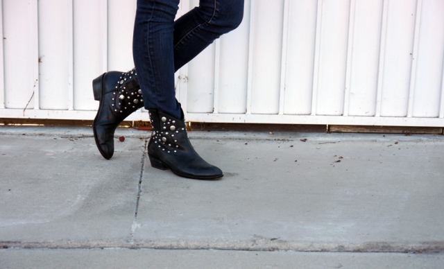 Thrift-Style-black-stud-booties