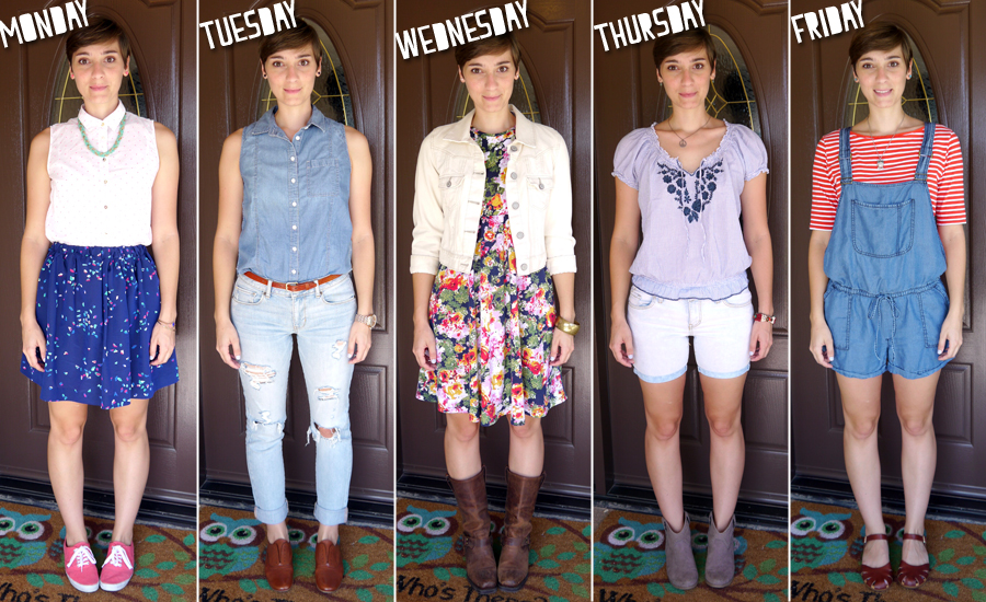 Back to School on a Budget | Thrift Style Thursday