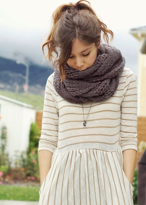 03-fall-scarf-n-dress