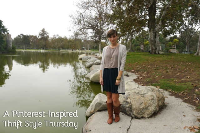 Thrift-Style-Pinterest-inspired-dress-cardigan-boots-title