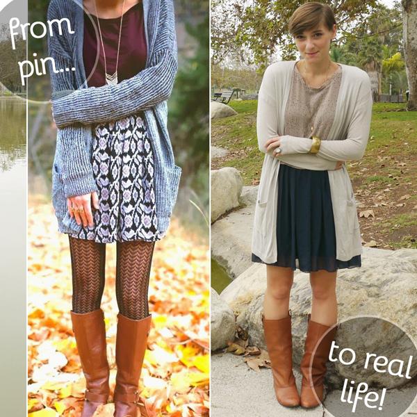 A Pinterest-Inspired Thrift Style Thursday – Delightfully ...