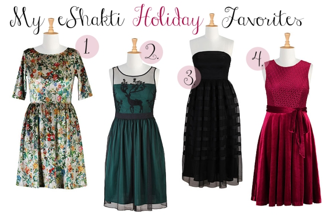 eShakti-holiday-dresses