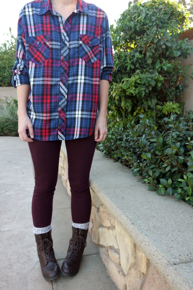thrift-style-plaid-shirt-outerwear-jeggings-combat-boots